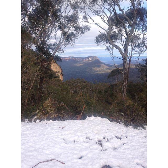 Лето и зима в австралии фото