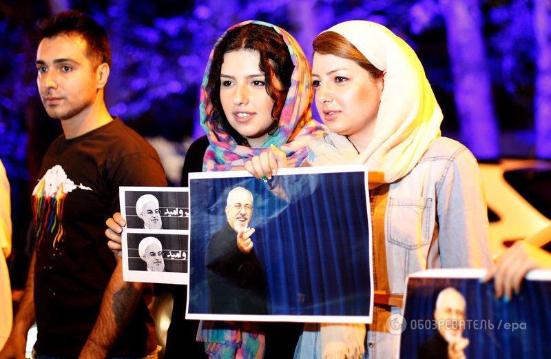 Життя без санкцій: Іран вже передчуває