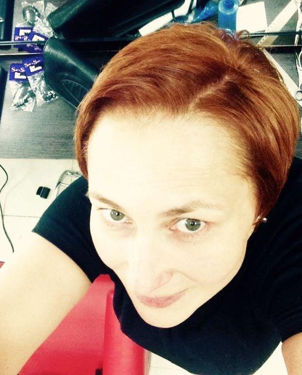 Рыжая бестия: Алена Мозговая кардинально сменила имидж