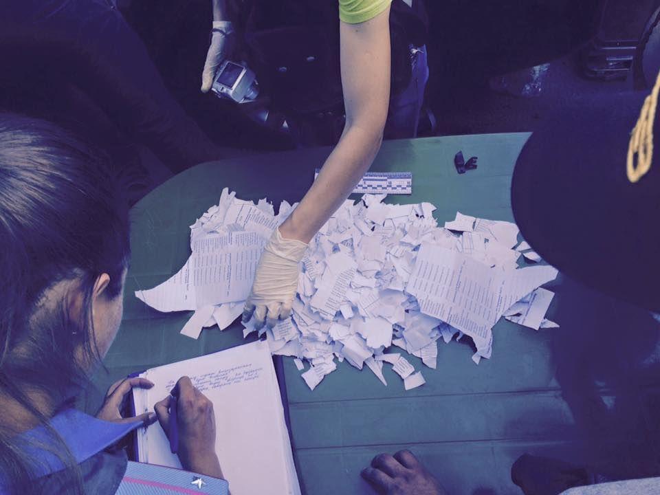 Скандал на 205-м округе: в машине Березенко обнаружены деньги и автоматные рожки с патронами