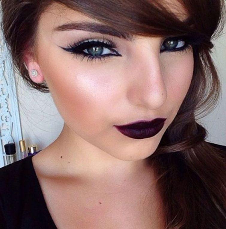 20 сміливих дівчат, які довели, що яскравий макіяж - це красиво