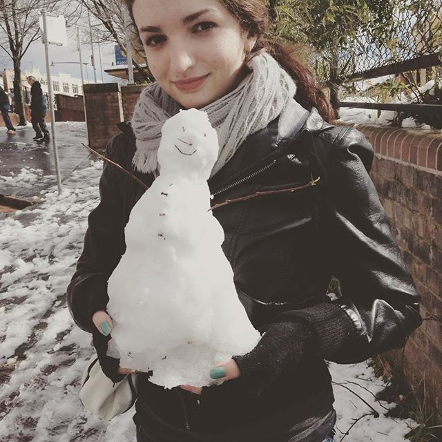 Австралію засипало снігом: найвеселіші фото зими