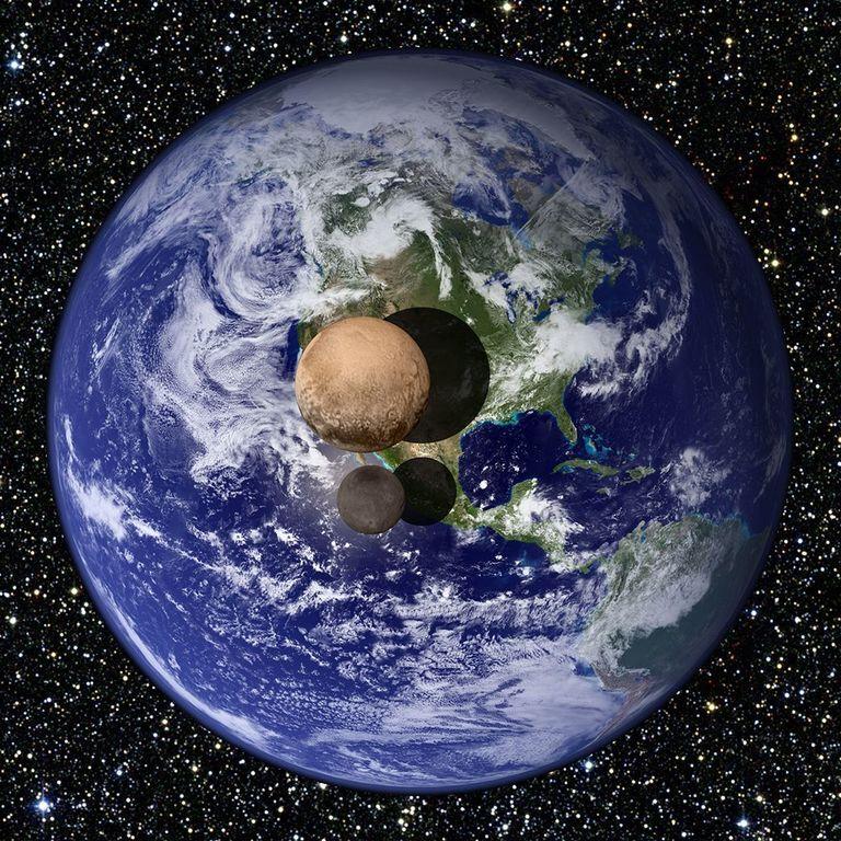 """Місія здійсненна. 11 цікавих фактів про унікальну подорож """"Нових горизонтів"""" до Плутона"""