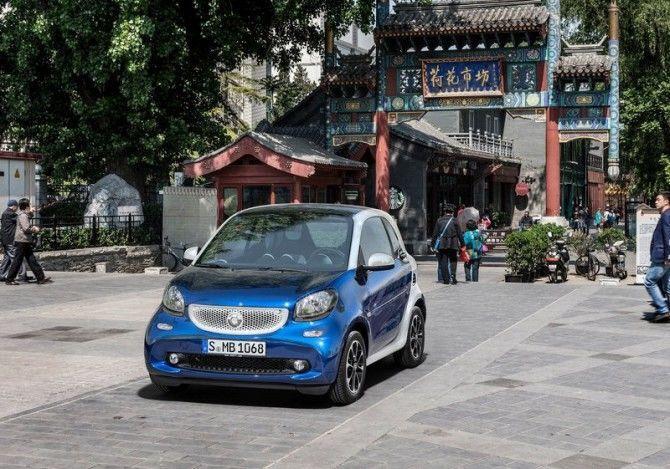 Smart Fortwo змінив уявлення про міську мобільність: фоторепортаж