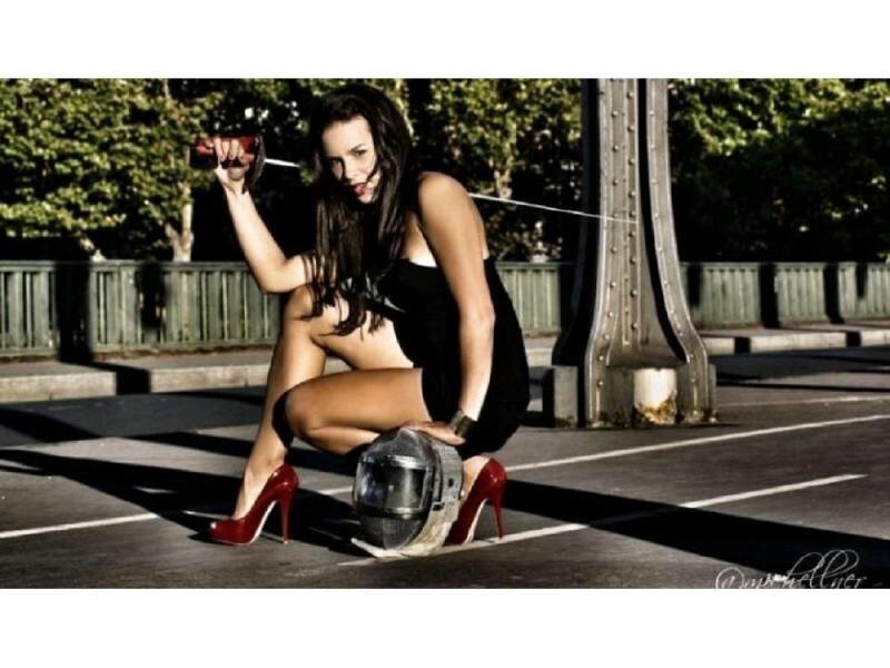 Самая сексуальная фехтовальщица мира отличилась на крупном турнире