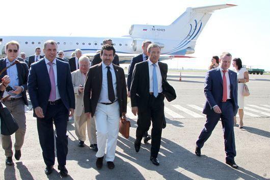 "Французские ""друзья Путина"" таки добрались до Крыма: фотофакт"