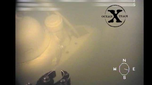 У берегов Швеции обнаружена затонувшая российская подлодка