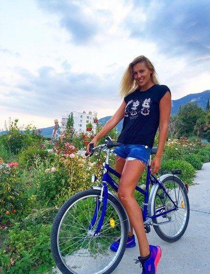 Клочкова похвасталась новыми фото из Крыма