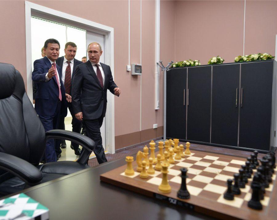 Гарри Каспаров: шахматы для Путина – это спецоперация. Украинская власть должна это осознать