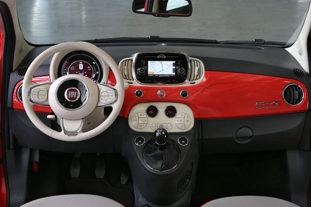 Новый FIAT 500: найти 1800 отличий