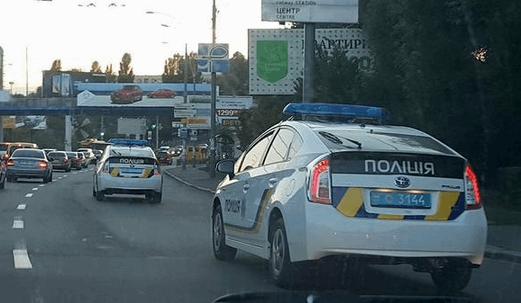 На улицы Киева выехала новая патрульная служба: опубликованы фото