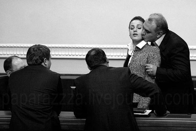 Топ самых ярких поцелуев в украинской политике