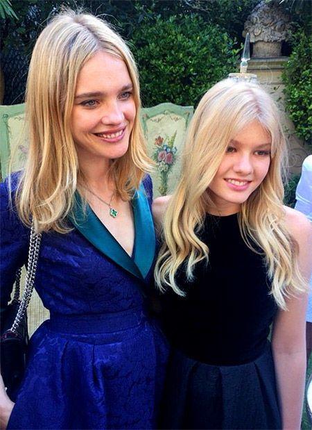 14-летняя дочь Ренаты Литвиновой поразила красотой в Париже