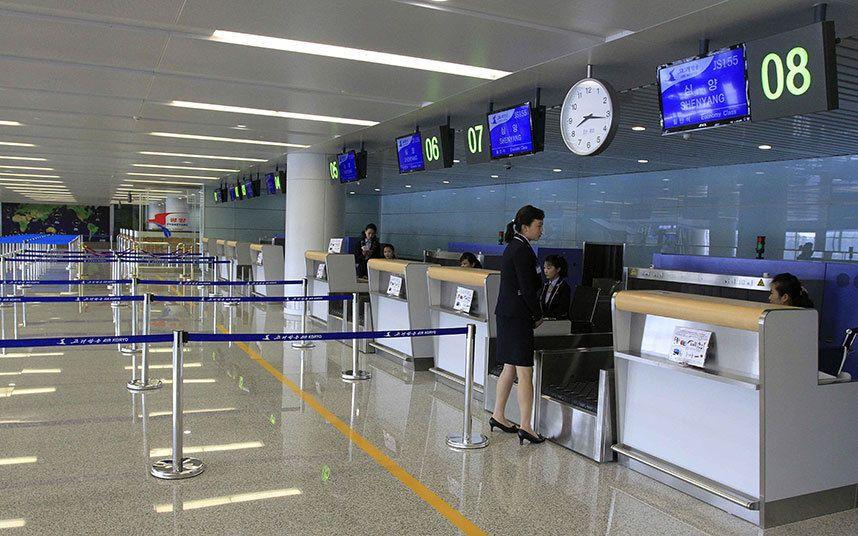В Северной Корее Ким Чен Ын с пафосом открыл новый аэропорт: теперь ждут туристов