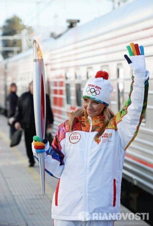 Свадьба года: история любви пресс-секретаря Путина и фигуристки из Днепропетровска