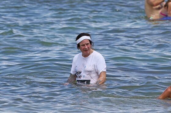Как 66-летний Оззи Осборн выглядит без макияжа: фотофакт