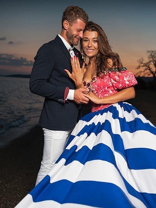 Участница Real O вышла замуж за таинственного незнакомца