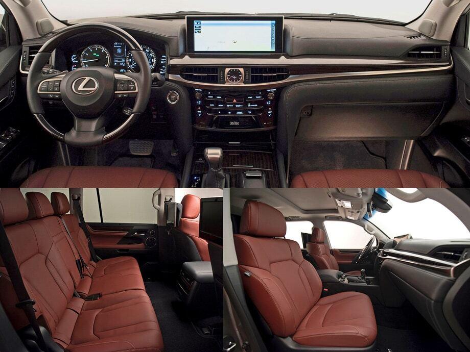 Lexus показал обновленные внедорожник и седан: сравнение изменений