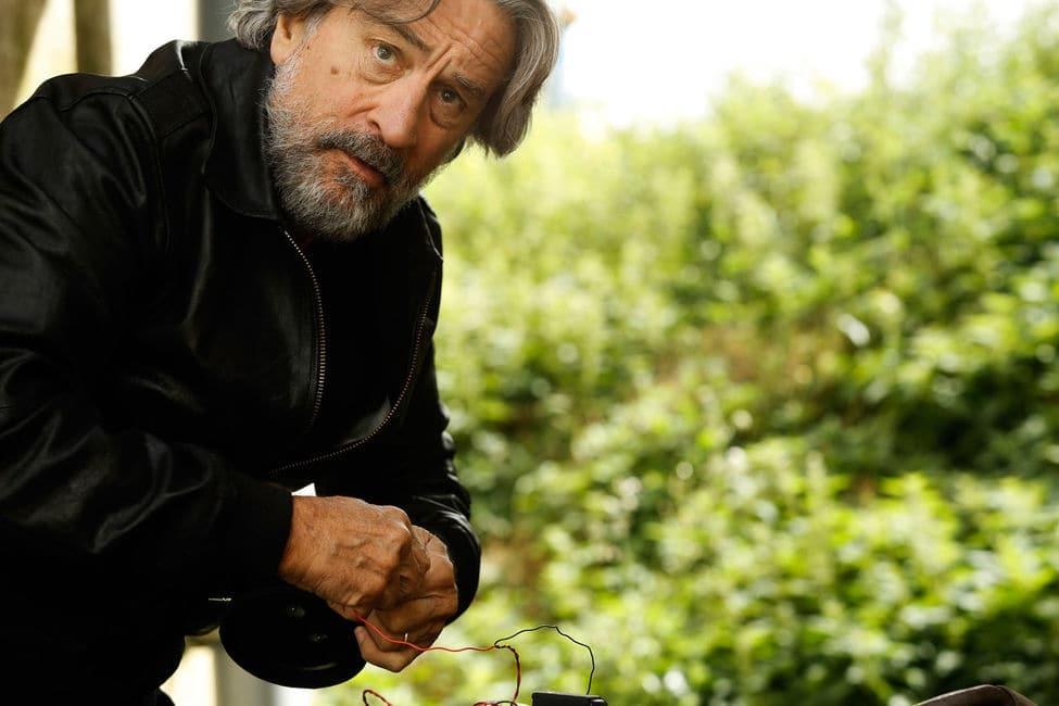Роберт Де Ниро отмечает 72-летие: женщины и дети любвеобильного актера