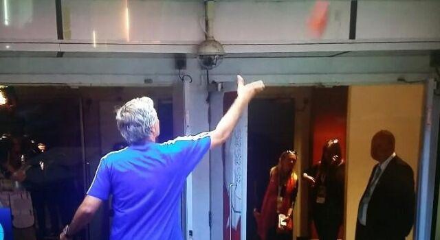 Моуриньо шокировал дерзким поступком на Суперкубке Англии