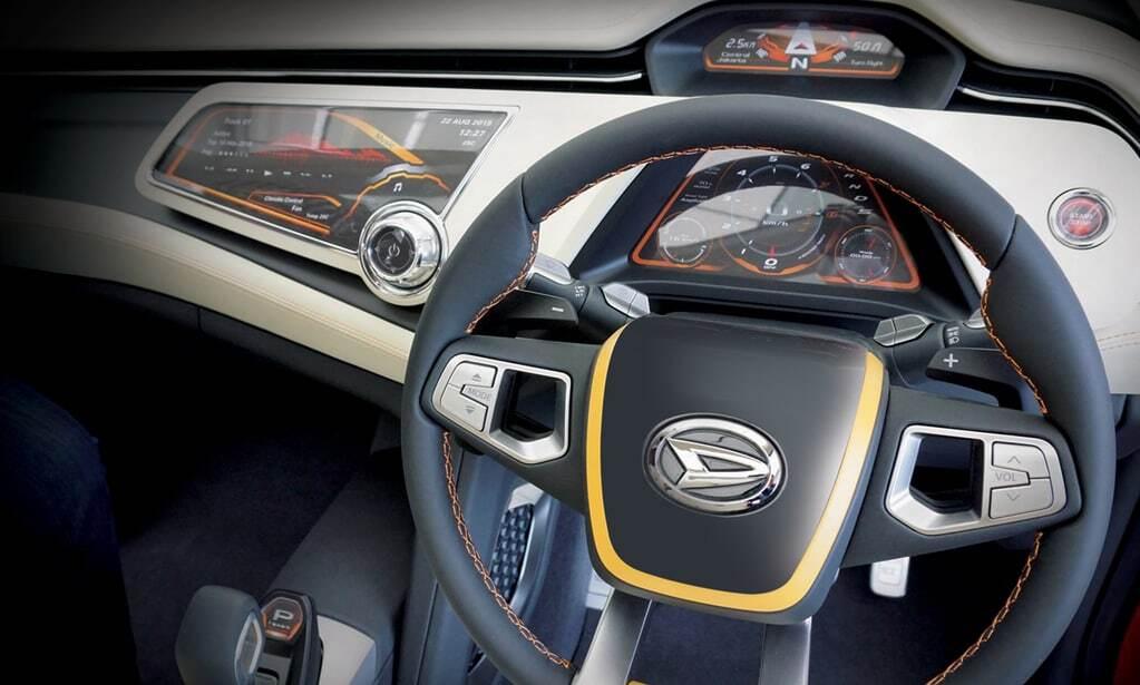 Daihatsu показала концептуальный мини-внедорожник