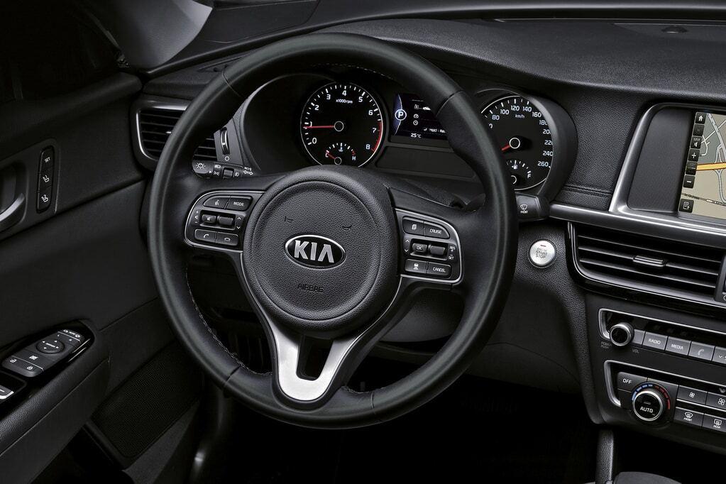 Европейский Kia Optima будет и в кузове универсал