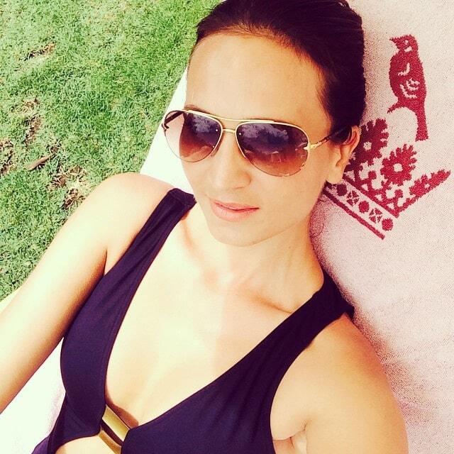 Любовница Баскова похвасталась сексуальной фигурой в бикини