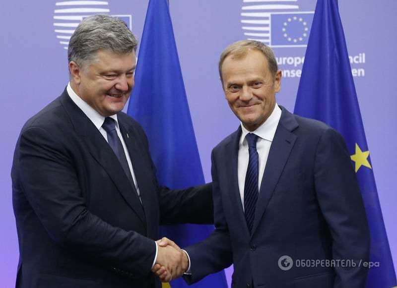 Порошенко: Украина не должна ждать до 1 сентября окончания огня на Донбассе