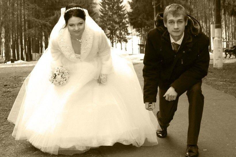 26 смішних фото, які назавжди зіпсували весілля