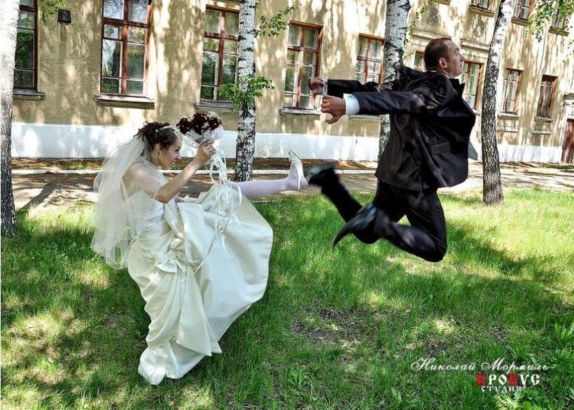счастье свадьба по русски смешные фото конечно же