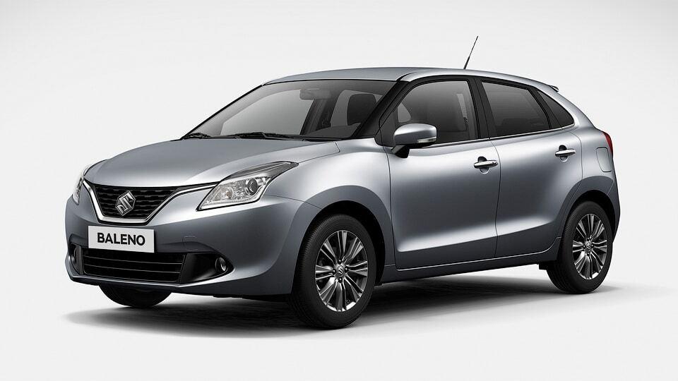 Suzuki показал бюджетный хэтчбек