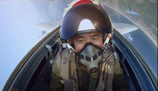 Селфи летчика Северной Кореи рассмешило соцсети