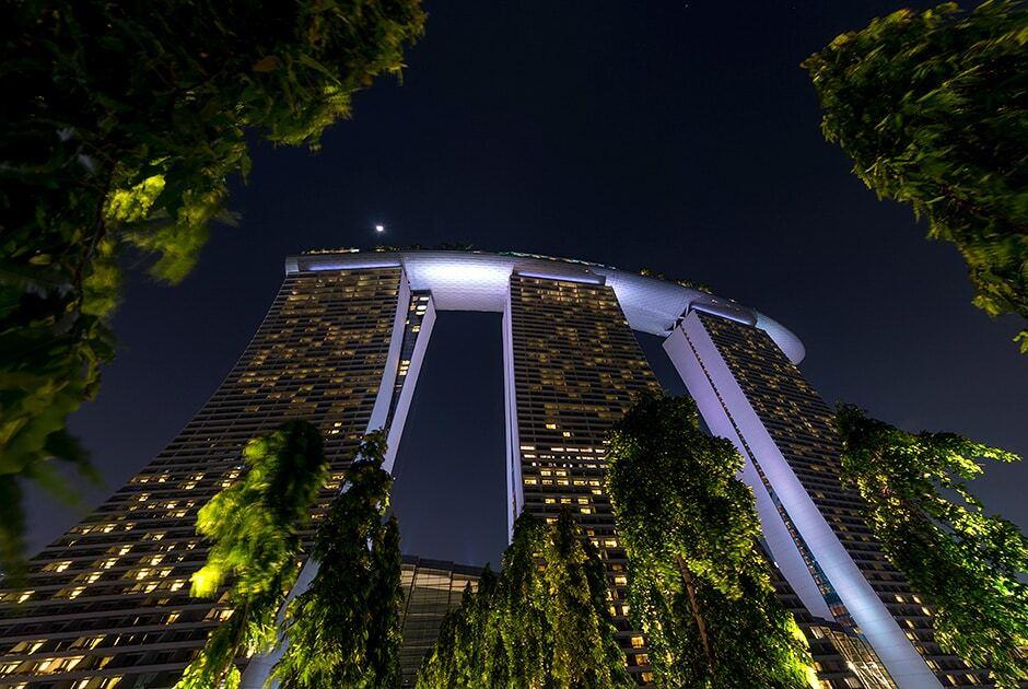 10 самых необычных небоскребов мира: фоторепортаж