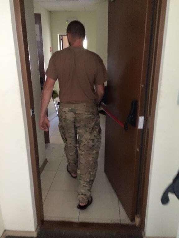 """""""Как будто гранату бросил каждый из них"""": журналист побывал в гостях у батальона """"Січ"""""""