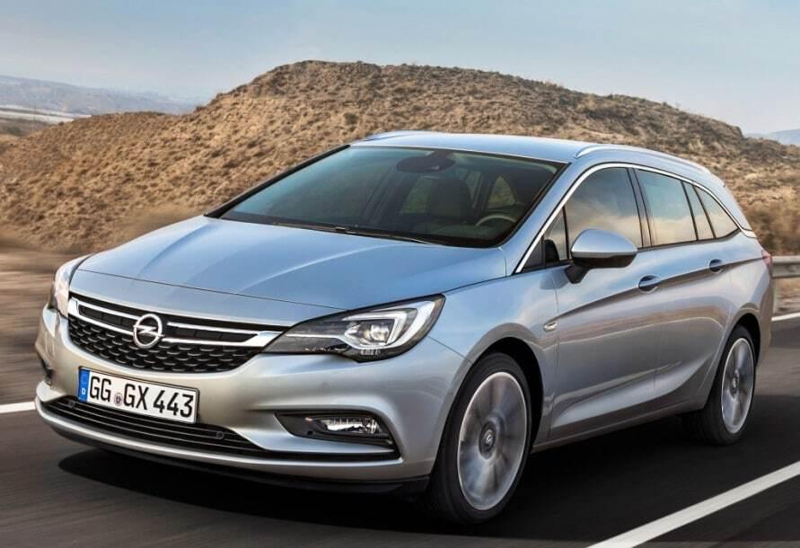 Opel дал новую жизнь знаменитой модели Astra