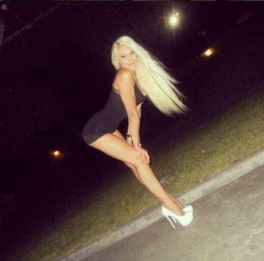 Жена украинского баскетболиста лишила дара речи своим внешним видом