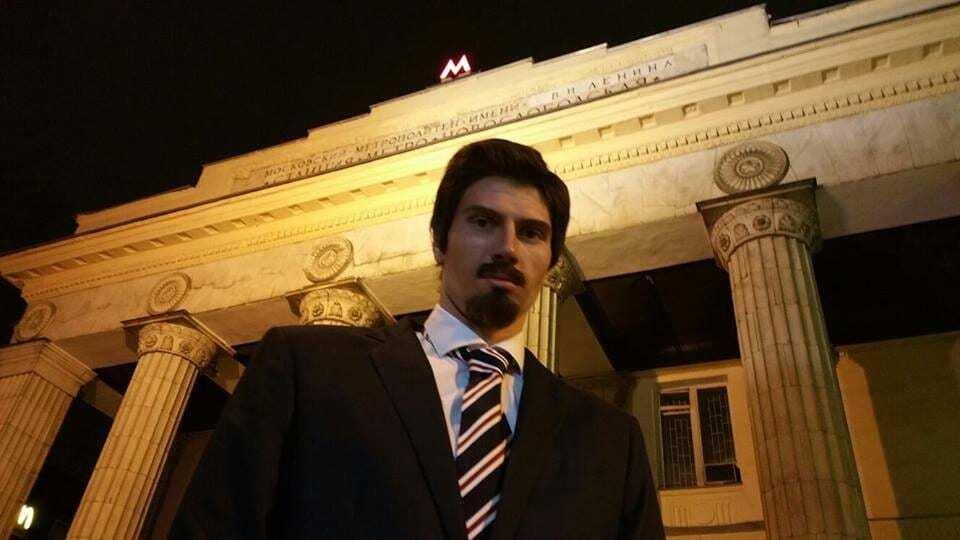 Троцкий и Ленин. Известные баскетболисты пошалили в метро