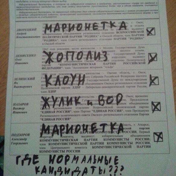 Сьогодні я нарахувала 17 кандидатів у президенти серед депутатів ВР, - Ірина Геращенко - Цензор.НЕТ 8063