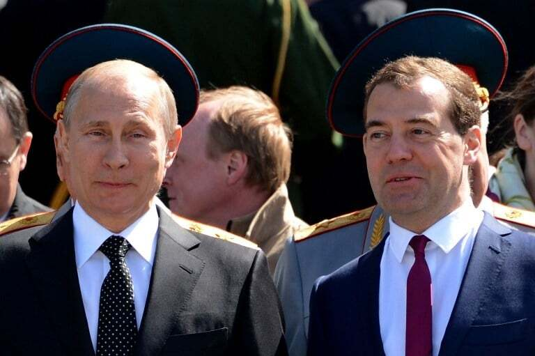 Медведев отмечает 50-летие: топ самых смешных казусов с политиком