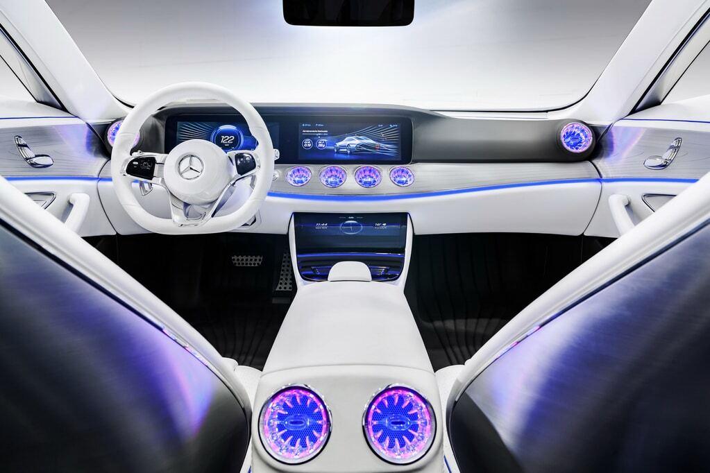 Франкфуртський автосалон: Mercedes-Benz викотив шокуючий інноваційний концепт IAA