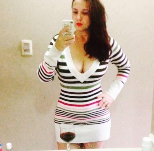 Ирина Шейк бросила Рональду из-за измены с пышногрудой бразильянкой