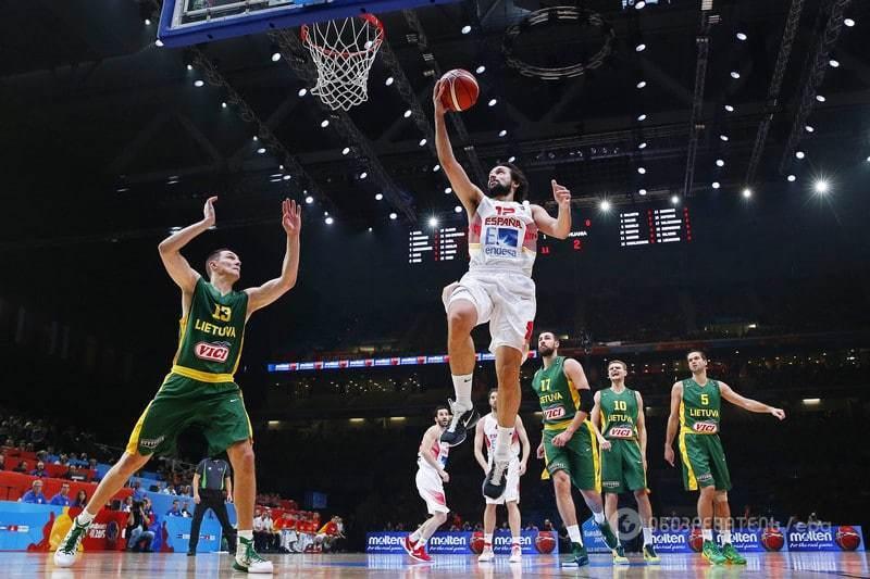 Испания выиграла Евробаскет-2015