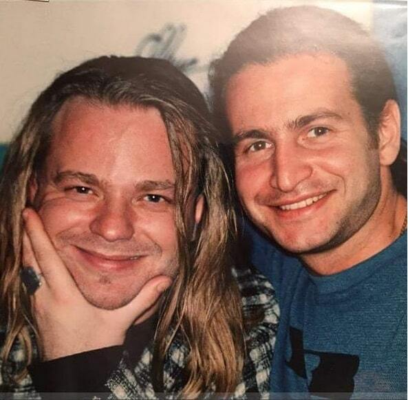 Киркоров и Агутин вернулись в лихие 90-ые годы