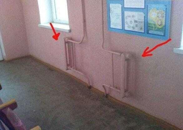 Строители, которым нужно руки оторвать: фото самых ужасных ремонтов