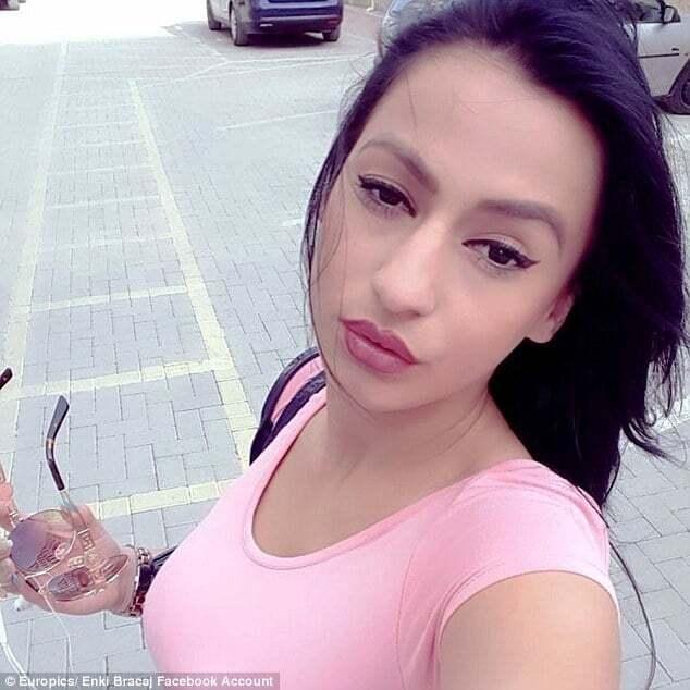 В Албании девушка получила работу на ТВ благодаря пышной груди