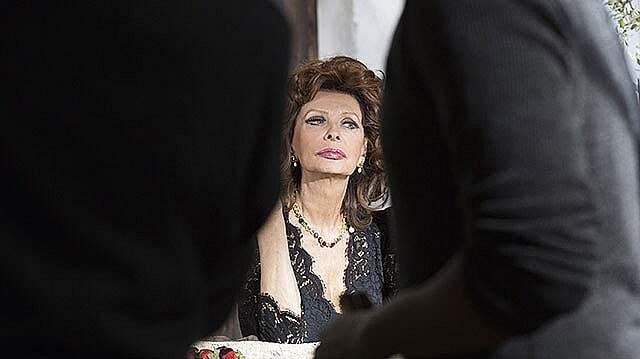 81-летняя Софи Лорен стала лицом Dolce & Gabbana