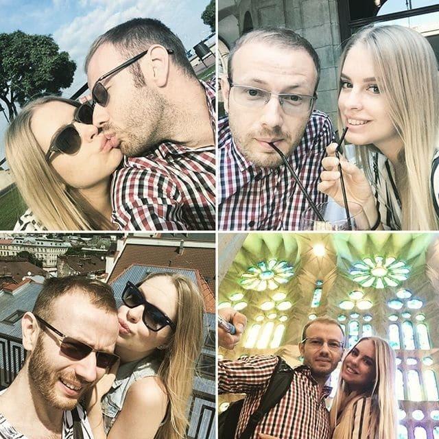 Сын Повалий наслаждается медовым месяцем с красоткой-супругой: опубликованы фото