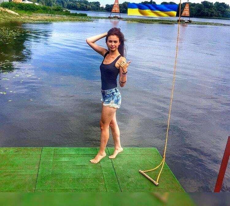 """Стали известны подробности личной жизни """"Мисс Украина-2015"""""""