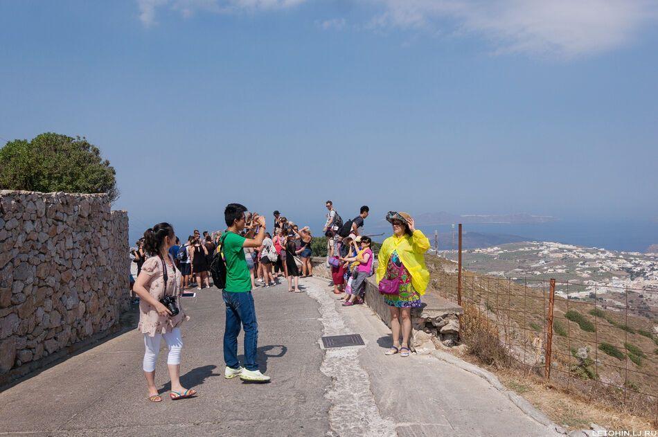 Цена отдыха на Санторини