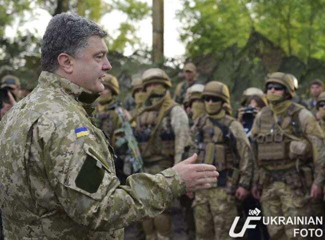 Петр Порошенко: факты из жизни и раритетные фото